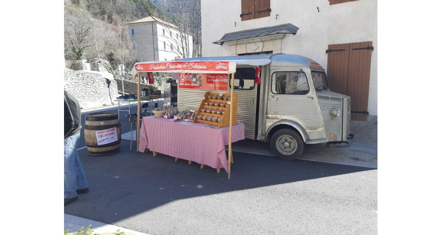 Marché de Printemps à Chatillon 2019