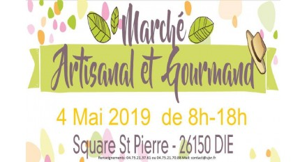 Marché Artisanal & Gourmand - Die 2019